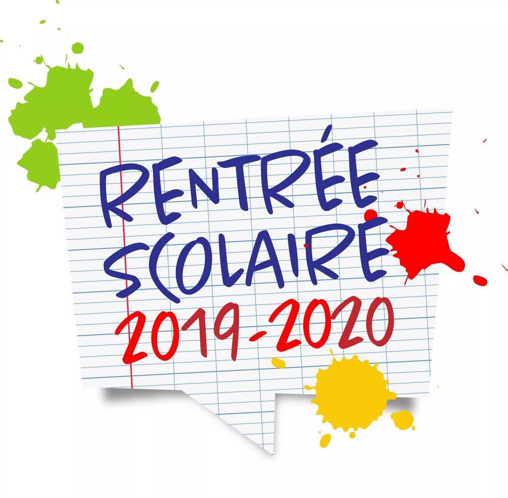 Calendrier Greve 2020.Rentree Scolaire 2019 2020 Attention Pas De Greve